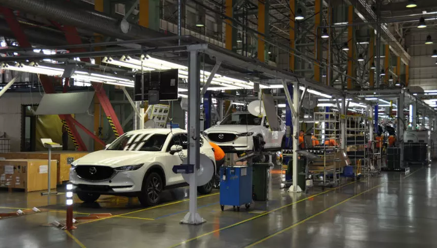 На доставку новых Mazda из ДФО все же дадут субсидии